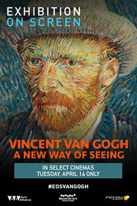 Exhibition OnScreen: Vincent Van Gogh Movie Poster