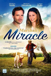 Marshall's the Miracle Dog Movie Poster