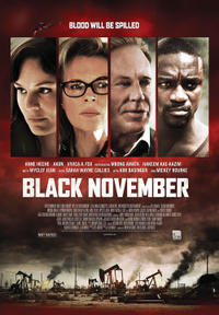 Black November Movie Poster
