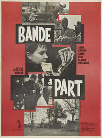 BAND OF OUTSIDERS / WEEKEND Movie Poster