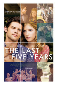 The Last Five Years Movie Poster