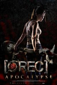 [REC] 4: Apocalypse Movie Poster