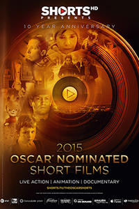 The Oscar Nominated Short Films 2015: Live Action Movie Poster