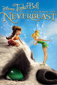 Tinker Bell and the Legend of the NeverBeast Movie Poster