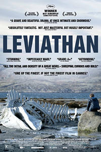 Leviathan (2014) Movie Poster