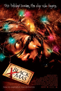 black christmas 2006 movie poster - Black Christmas Cast