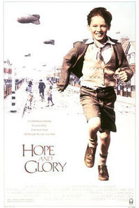 Hope and Glory / Where the Heart Is Movie Poster