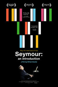 Seymour: An Introduction Movie Poster