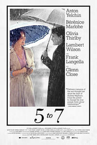 5 to 7 Movie Poster