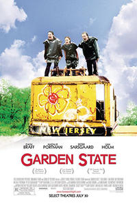Garden State / Wish I Was Here Movie Poster