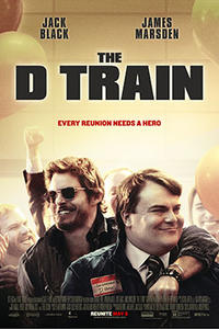 The D Train (2015) Movie Poster