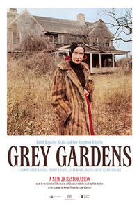 Grey Gardens (2015 Re-Release) Movie Poster