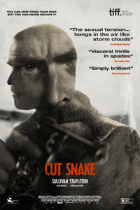 Cut Snake Movie Poster