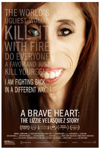 A Brave Heart: The Lizzie Velasquez Story  Movie Poster