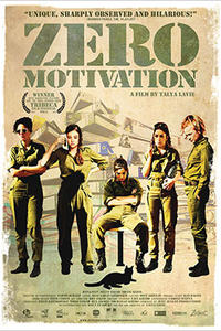 Zero Motivation Movie Poster