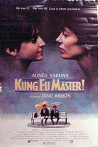 KUNG-FU MASTER! Movie Poster
