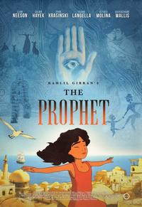 Kahlil Gibran's The Prophet Movie Poster