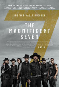 The Magnificent Seven (2016) Movie Poster