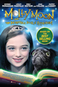 Molly Moon and the Incredible Book of Hypnotism Movie Poster