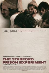 The Stanford Prison Experiment Movie Poster