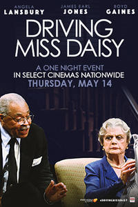 Driving Miss Daisy: On Stage Movie Poster