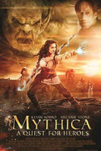 Mythica: A Quest for Heroes Movie Poster