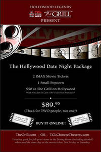 Hollywood Date Night Movie Poster