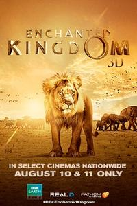 Enchanted Kingdom 3D Movie Poster