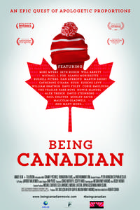 Being Canadian Movie Poster