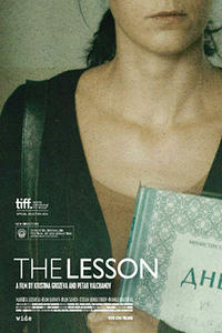 LIFF: The Lesson Movie Poster