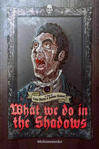 LIFF: What We Do In The Shadows Movie Poster