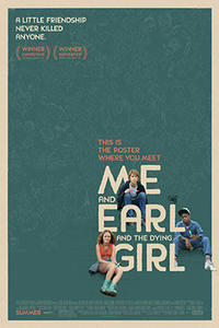 LIFF: Me And Earl And The Dying Girl Movie Poster