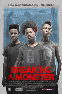 Breaking a Monster Movie Poster
