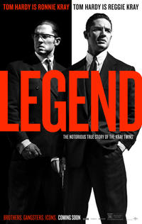 Legend (2015) Movie Poster