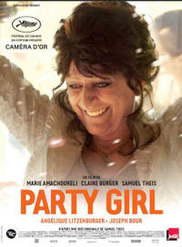 Macaroni and Cheese / Party Girl Movie Poster