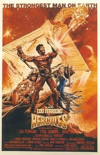 Clash of the Titans/ Hercules Movie Poster