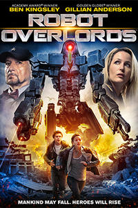 Robot Overlords Movie Poster