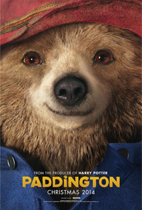 AMC Cares - Paddington Movie Poster