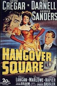 Hangover Square / The Lodger Movie Poster