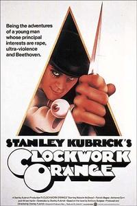 A Clockwork Orange / Discreet Charm of Bourgeoisie Movie Poster