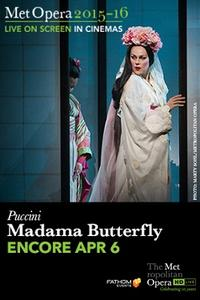 The Metropolitan Opera: Madama Butterfly ENCORE Movie Poster