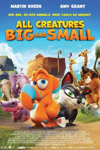 All Creatures Big and Small Movie Poster