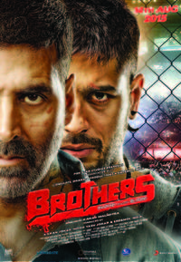 Brothers: Blood Against Blood Movie Poster