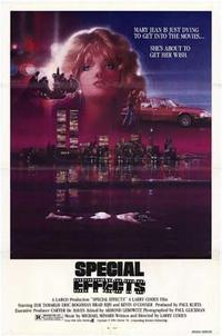 Special Effects / The Ambulance Movie Poster