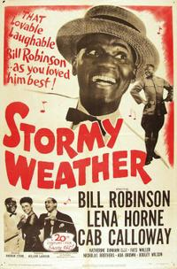 Jazz on a Spring Day / Stormy Weather Movie Poster