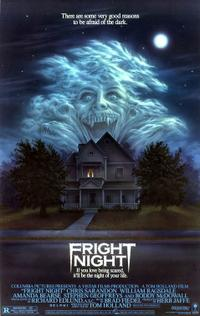Fright Night/ Child's Play Movie Poster