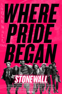 Stonewall (2015) Movie Poster