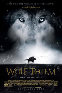 Wolf Totem Movie Poster