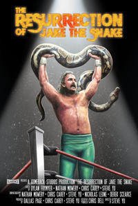 The Resurrection of Jake The Snake Roberts Movie Poster