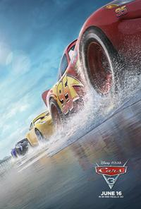 Cars 3 (2017) Movie Poster